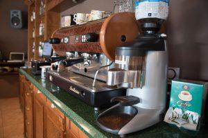 Cafetería de Mirador de Puerta Real 6