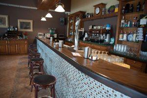 Cafetería de Mirador de Puerta Real 8
