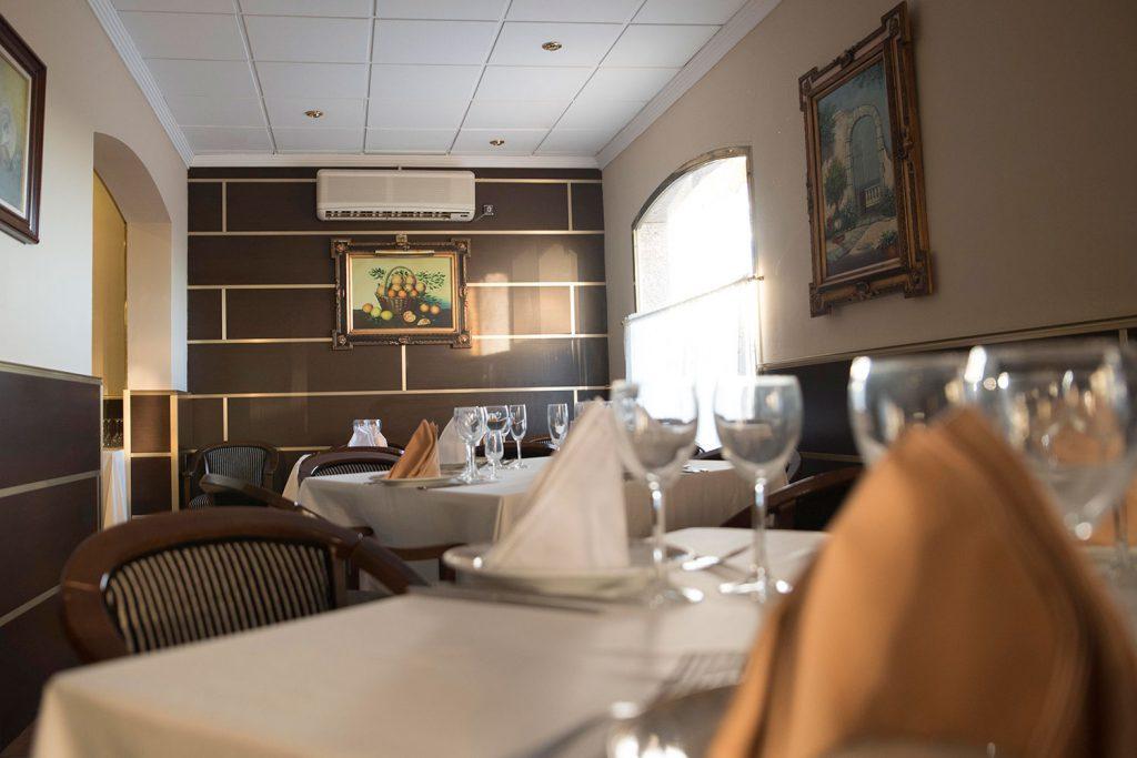 Restaurante 21