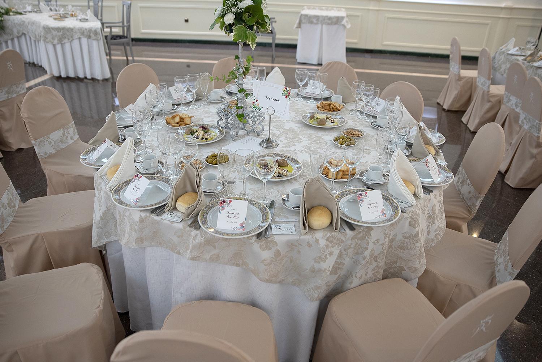 Salón de bodas de Mirador de Puerta Real